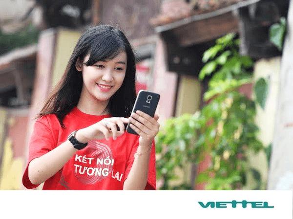 Hướng dẫn cách đăng ký gói cước TET Viettel