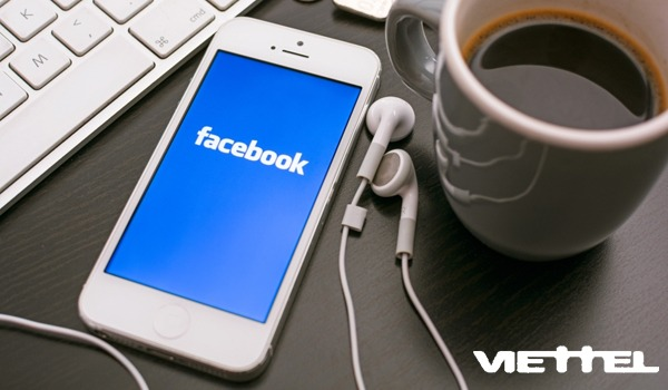 các gói cước Facebook Viettel cập nhật mới nhất 2018