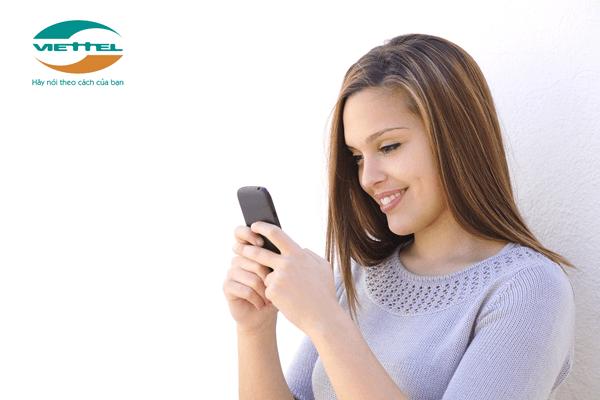 Hướng dẫn cách chia sẻ dung lượng data 4G Viettel cho thuê bao Viettel