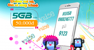 Thông tin chi tiết về gói cước VUI50 của Viettel