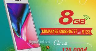 Thông tin chi tiết về gói cước MIMAX125 của Viettel