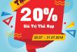 Khuyến mãi Viettel từ ngày 25/7 đến ngày 31/7/2018