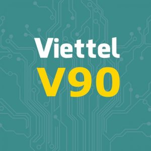 Sim V90 Viettel có 60GB data 4G Viettel dùng internet thả ga