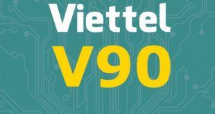 Sim V90 Viettel miễn phí 60Gb data 4G Internet thả ga