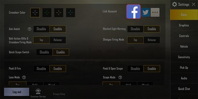 cách cài đặt giao diện Tiếng Việt cho game PUBG mobile