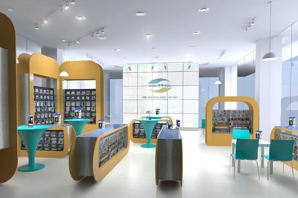 Các cửa hàng trung tâm giao dịch của Viettel tại Hồ Chí Minh