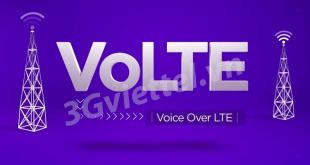 Dịch vụ gọi thoại chất lượng cao VOLTE Viettel hoạt động trên 4G