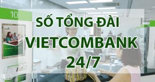 Số tổng đài Vietcombank, hotline CSKH ngân hàng Vietcombank
