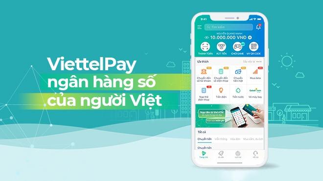 Viettel pay là gì? hướng dẫn cách cài đặt sử dụng Viettel Pay