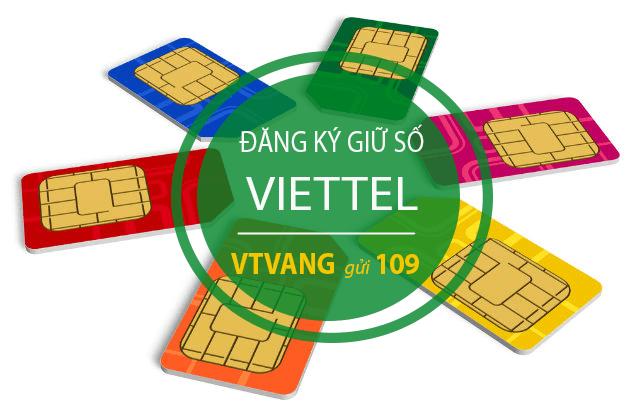 Cách giữ số sim Viettel khi không sử dụng từ 1 năm đến nhiều năm