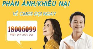 Đầu số 18006099 được triển khai tiếp nhận mọi phản ánh từ khách hàng