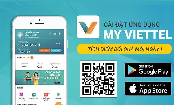 Làm thế nào để cài đặt ứng dụng My Viettel cho Iphone