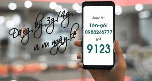 Nên đăng ký gói cước 3G/4G Viettel nào dịp lễ 30/4 và 1/5?