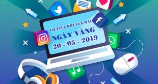 Chương trình Viettel khuyến mãi ngày 20/5/2019 ưu đãi ngày vàng toàn quốc
