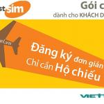 Thông tin chi tiết về gói cước Tourist của Viettel