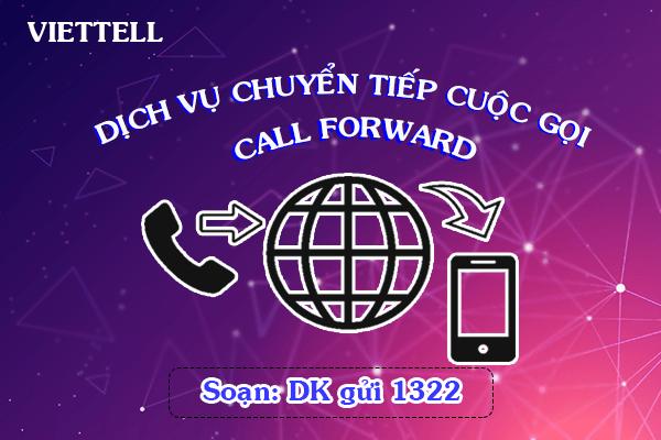 Hướng dẫn cách đăng ký dịch vụ chuyển hướng cuộc gọi Viettel