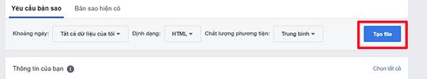Cách khôi phục tin nhắn đã bị xóa trên Facebook