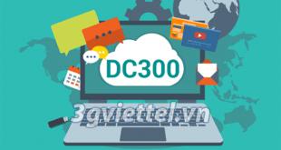 Đăng ký gói cước DC300 Viettel miễn phí data cả tháng
