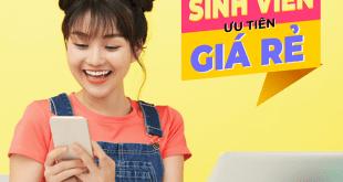 Hướng dẫn cách đăng ký gói cước 5G Viettel cho sim học sinh, sinh viên