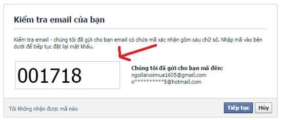 Hướng dẫn cách lấy lại tài khoaản Facebook đã bị hack cực kỳ đơn giản