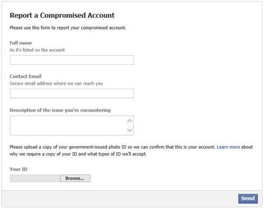 3 cách lấy lại tài khoản Facebook đã bị hack 100% thành công