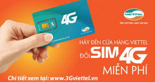 Sim 4G Viettel là gì? Vì sao nên sử dụng sim 4G của Viettel?