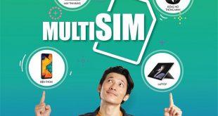 Cách đăng ký sử dụng dịch vụ MultiSIM Viettel
