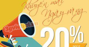 Thông tin chi tiết chương trình khuyến mãi Viettel ngày 30/5/2020