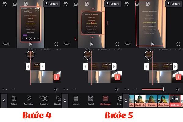 Hướng dẫn chi tiết các bước chèn lyric MP3 vào video bằng Enlight Videoleap