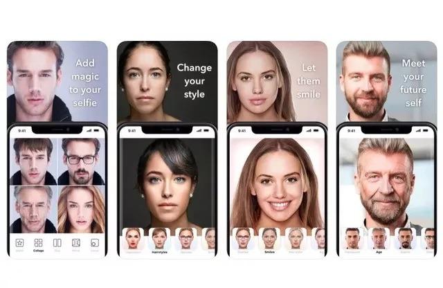 Faceapp là gì? Trào lưu chuyển đổi giới tính hot nhất mạng xã hội