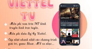Viettel TV là gì? Hướng dẫn cách đăng ký xem truyền hình trực tuyến Viettel TV