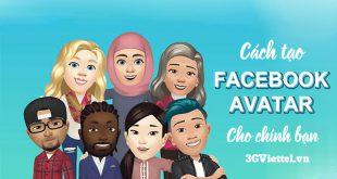 Hướng dẫn cách tạo Facebook Avatar phiên bản hoạt hình