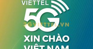Cách nhận data 5G Viettel miễn phí không giới hạn