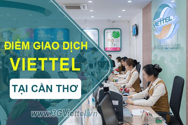 Danh sách cửa hàng điểm giao dịch Viettel chính xác nhất