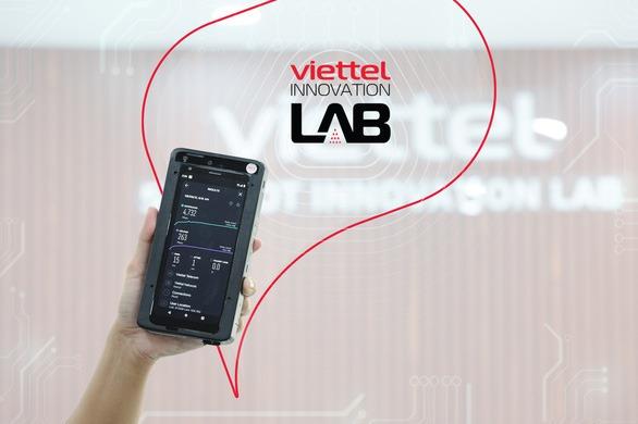 Mạng 5G Viettel tốc độ gấp 40 lần 4G
